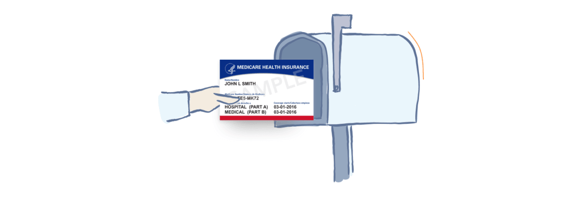 Medicare card in mail | HealthCare.com