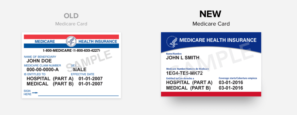 New Medicare Card 2020.New Medicare Card For 2019 What You Need To Know