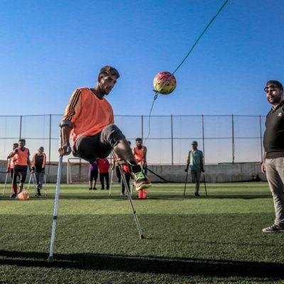 soccer | rehabilitative services