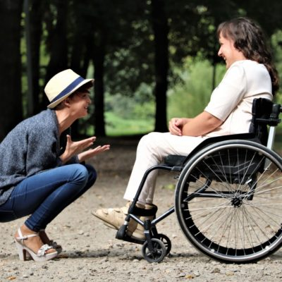 wheelchair | rehabilitative services